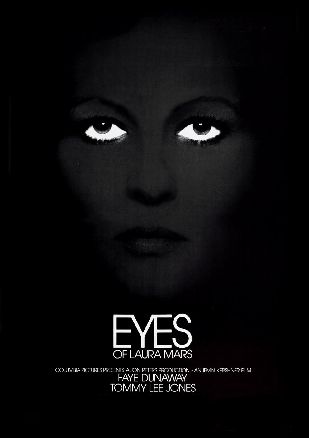 Lauras star movie poster