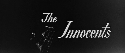 Innocents Title Card