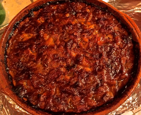 Cassoulet finished 2