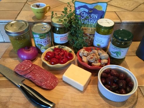antipasto-ingredients