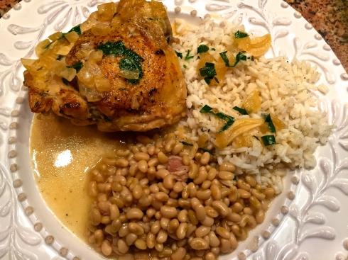 Chicken Dinner 2