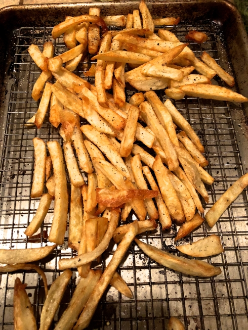 fries vertical