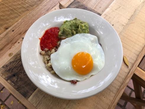 Breakfast Fried Rice w.Egg